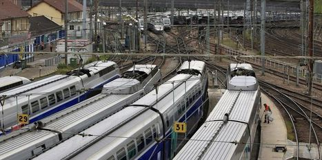 "UE : Accord en vue de la libéralisation du trafic ferroviaire   ""green business""   Scoop.it"
