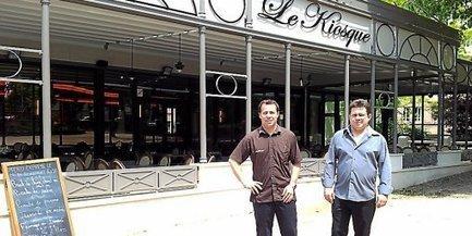 Le restaurant du Kiosque est bien dans son jardin   L'info tourisme en Aveyron   Scoop.it