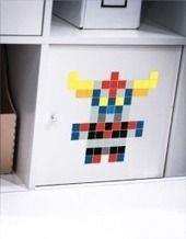 (HS) Stickaz, la déco façon Post-it - GamAlive.com | Pixel art | Scoop.it