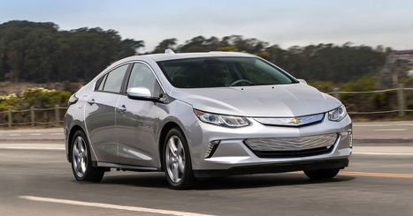 2016 Chevrolet Volt named Green Car of Year   Sustain Our Earth   Scoop.it