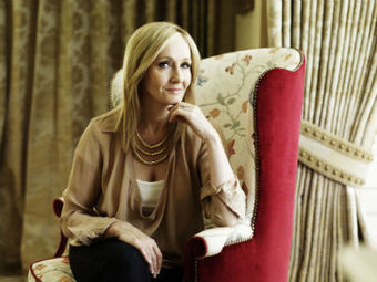 J.K. Rowling Reveals Her New Book — For Adults | Entrepreneurship, Innovation | Scoop.it