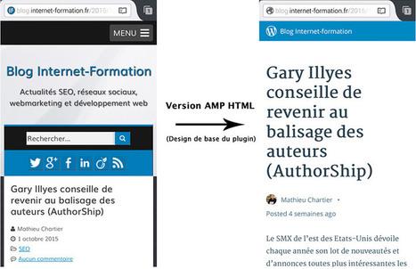 Optimiser parfaitement WordPress pour les mobiles avec AMP HTML | Développement et webdesign | Scoop.it