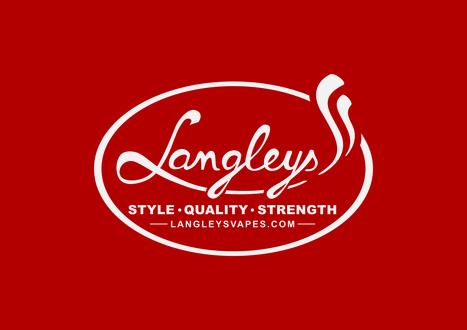 LangleyVapes Homepage highest quality premium ecigs USA eliquids   New Online Ecig Retailer   Scoop.it