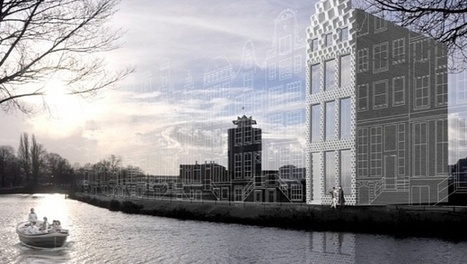 Room by room, a 3D printed house rises in Amsterdam - Mother Nature Network (blog) | Machinimania | Scoop.it