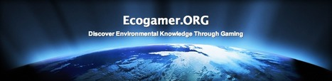Green Game: Environmental Games | Virtual Learning, Technology & Strenghts in Education | Scoop.it