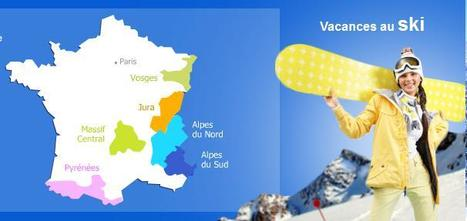 Séjour ski Nouvel An: Profitez du Nouvel An au ski avec les offres vacances d'hiver | Location Vacances Ski France | Scoop.it