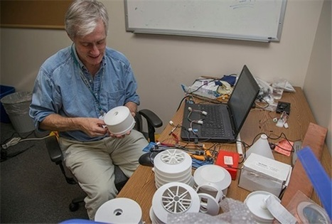 UCAR technologists develop low cost 3D printed weather stations for rural communities | Heron | Scoop.it
