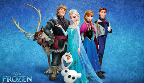 Join in the Frozen Fun at Disney California Adventure! | Travel | Scoop.it