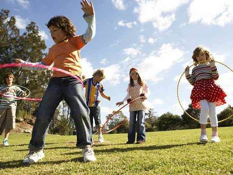 Physically Active Kids See Fewer Fractures | Medpage Today | Parents & Children, Learn & Play | Scoop.it