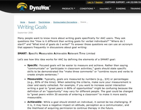 how to achieve goal of improving writing skills