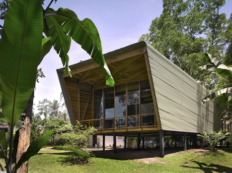 5 Stunning Examples of Sustainable Wooden Architecture | Daily Magazine | Scoop.it