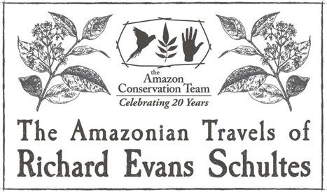 Richard Evans Schultes amazóniai utazásai   Shamans and Entheogens Hungarian   Scoop.it