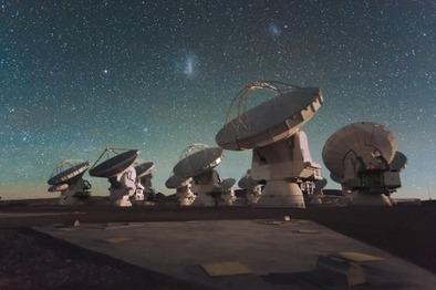 Dans un désert chilien, les secrets de l'aurore cosmique - Rue89 | Merveilles - Marvels | Scoop.it