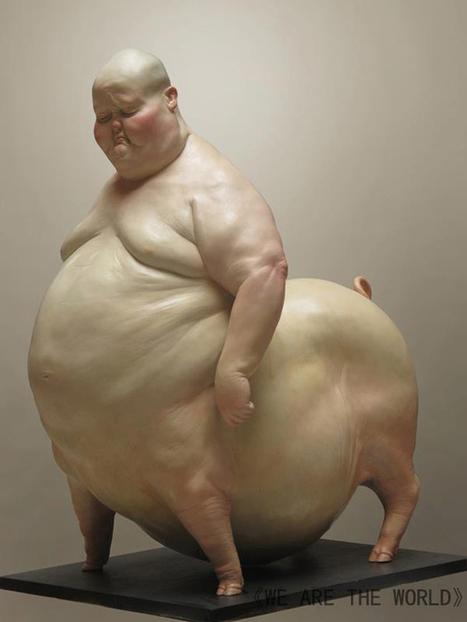 Liu Xue | Art Installations, Sculpture, Contemporary Art | Scoop.it