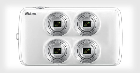 Nikon Develops Camera with 4 Lenses and 4 Sensors | Photography | Scoop.it