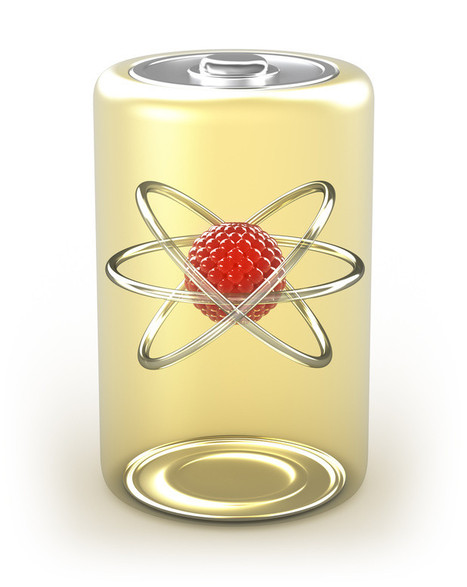 First water-based nuclear battery can be used to generate electrical energy | Science technology and reaserch | Scoop.it