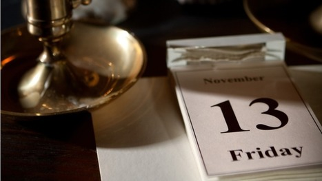 Why People Think Friday the 13th Is Unlucky | Strange days indeed... | Scoop.it