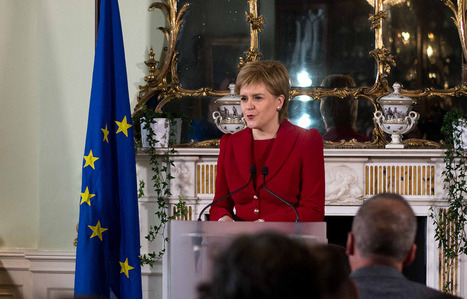 Statement on #EUref result and its implications for Scotland | Politics Scotland | Scoop.it