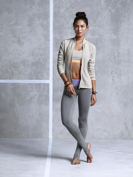 Go athletic stay fashion, the new sports collection by H&M | The ... | Fashion Inspiration | Scoop.it