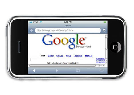 Mobile Search: 4 Ways it is Different | SocialMedia Source | Scoop.it