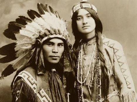 Which Native American Tribe Do You Belong In? | American Indian Studies | Scoop.it