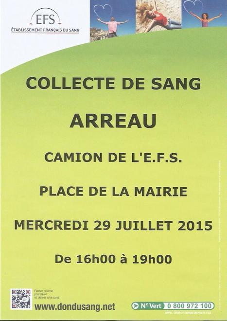 Bravo aux 33 donateurs d'Arreau ! | Vallée d'Aure - Pyrénées | Scoop.it