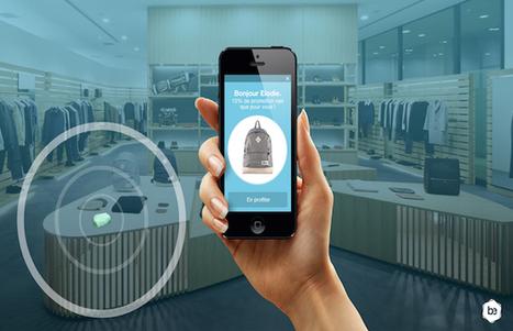 #Retail : L'iBeacon, la technologie qui fait le lien entre le monde digital et le monde réel - Maddyness | Expérience en point de vente - Cosmétique | Scoop.it