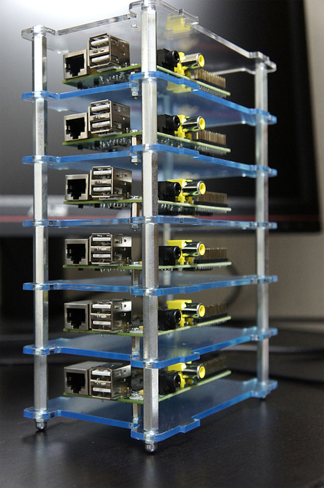 Raspberry Pi Cluster を作ってみる その2 | Lab Notebook: | Raspberry Pi | Scoop.it