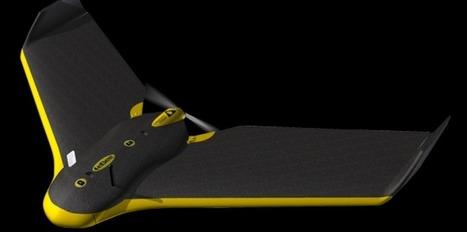 Parrot lance un nouveau drone dédié à la cartographie | Photographe , Internet et outils associés | Scoop.it