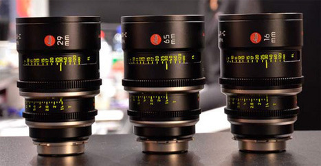 "Three new Leica Summilux-C cinema lenses | ""Cameras, Camcorders, Pictures, HDR, Gadgets, Films, Movies, Landscapes"" 