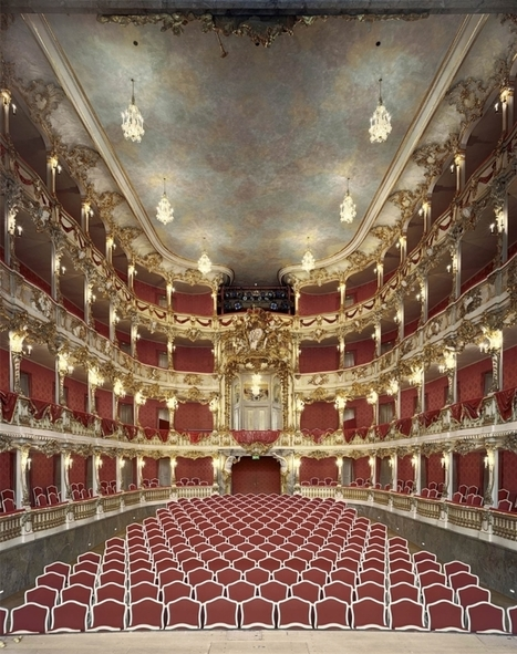 The Beauty and Grandeur of Opera Houses Around the World | Le It e Amo ✪ | Scoop.it