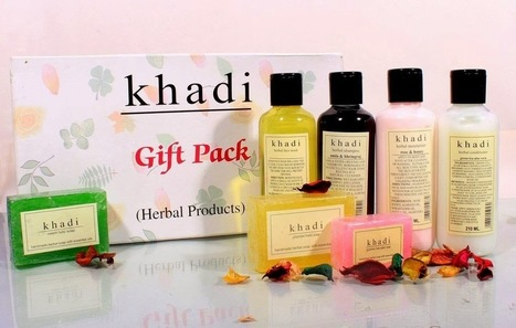 Khadi Beauty Products- Idyllic Option For Those Who Want It All Natural | ORGANIC - Online Organic Store - Buy Organic Hair Color Online | Khadi Products | Scoop.it