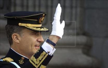 Iberia bautizará un avión con el nombre de Felipe VI | España en el Aire | Scoop.it