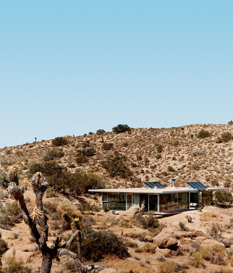 Slideshow: iT House, Joshua Tree | Dwell | Art Education, painting, drawing | Scoop.it