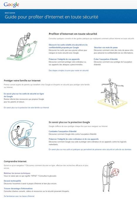 Guide pour profiter d'Internet en toute sécurité   Veille Techno   Scoop.it