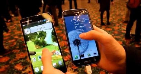 LG Optimus G Pro ecco la  scheda tecnica ! | Cellulari LG e molto altro | Scoop.it