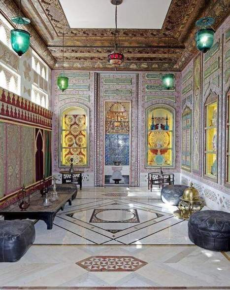 Islamic art exhibit explores Doris Duke's 'Shangri-La' - The Detroit News   Ancient Art   Scoop.it