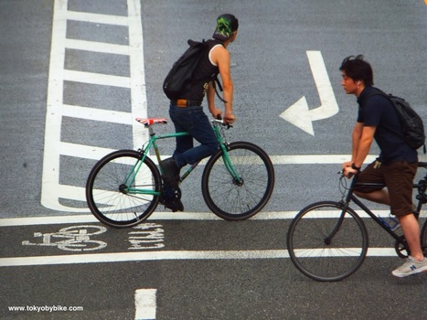 The Micro Economics Bicycle Commuting in Tokyo   Tokyo By Bike - Cycling News & Information from Japan   Tokyo By Bike   Scoop.it