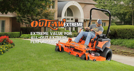 Zero Turn Commercial Mowers Come With A Multitude Of Exciting Features | Bad Boy Mowers | Scoop.it