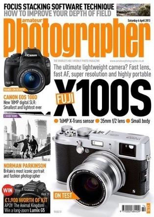 Digital version of Amateur Photographer, 6 April 2013 | Amateur Photographer | How To Take Better Photographs | Scoop.it