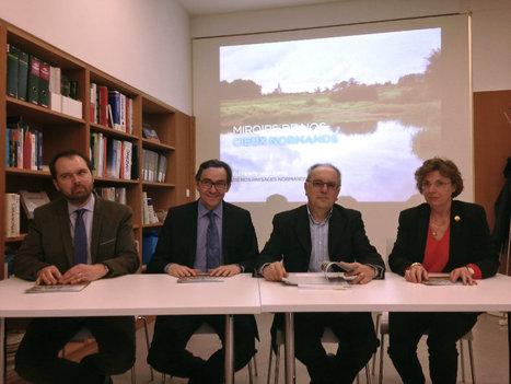 Agir pour les mares communales en Seine-Maritime : nouvelle publication du CAUE 76   territoires durables   Scoop.it