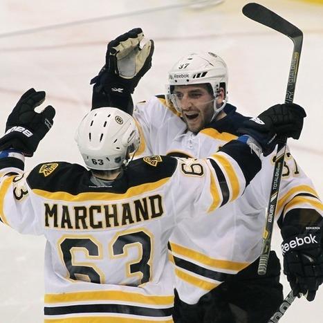 Boston Bruins v Winnipeg Jets | Boston Bruins Hockey News | Scoop.it