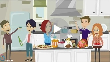 Eat together, Laugh together, Share the love. - Potluck Buddies | Natural Health | Scoop.it