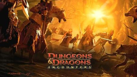 Dungeons & Dragons introduces D&D Encounters | All Geeks | Scoop.it