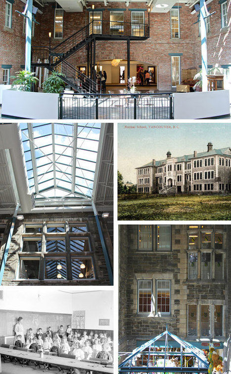 The Historic Buildings Artfully Stashed Away Inside A Local Shopping Mall | Sustainable Historic Buildings | Scoop.it