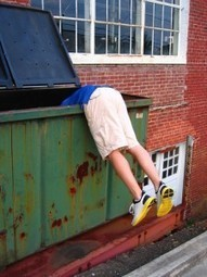 Getting E-Book Readers to Dumpster-Dive (It's a Good Thing) | Digital Book World | Can Writers Choose? | Scoop.it
