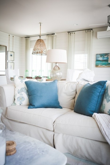 House of Turquoise: Ashley Gilbreath Interior Design | My House New Look | Scoop.it
