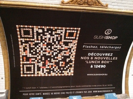 Les QR Codes révolutionnent les usages | eTourisme - Eure | Scoop.it