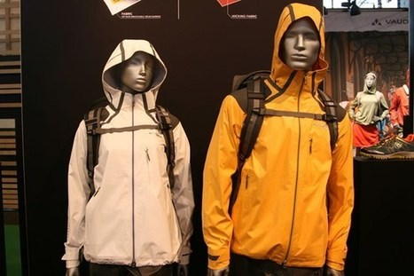 2016 - Columbia Reinvents Waterproof Fabrics - OUTDOORSmagic | High Performance Textiles | Scoop.it