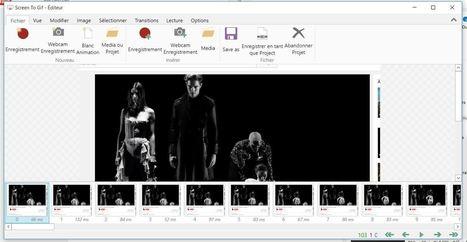 Screen to Gif : l'outil parfait pour faire des gifs de votre écran | Outils Community Manager | Scoop.it